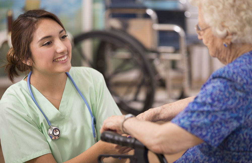 Joy Assisted Choosing Medical Care