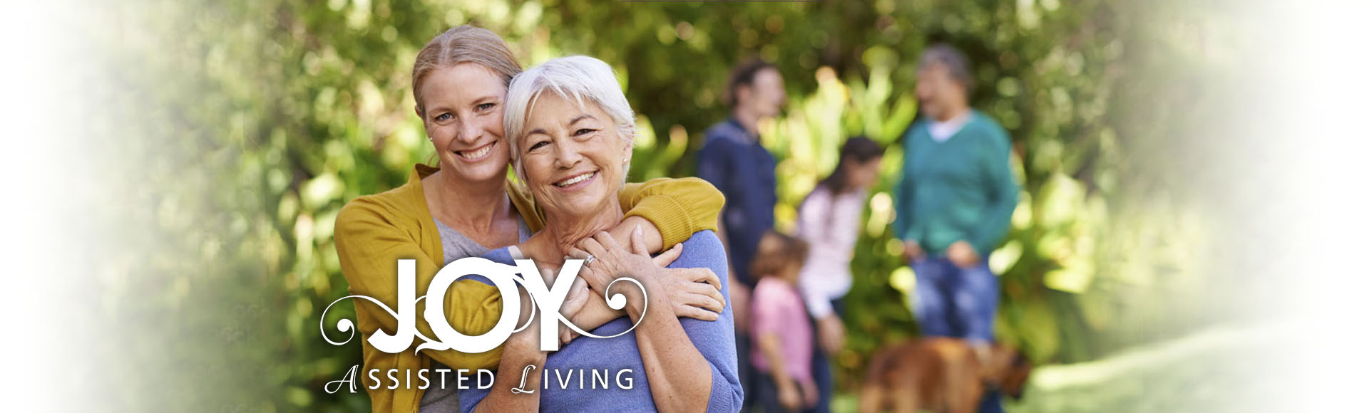 Joy Assisted Living Banner BROCHURE